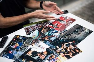 Daniel Ricciardo, Red Bull Racing with photos