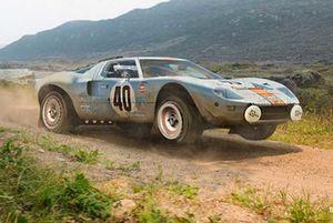 Render WRC del Ford GT40
