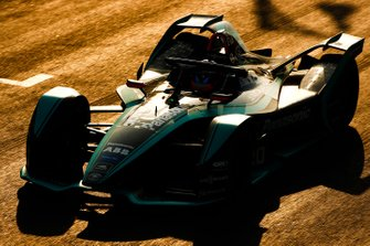 Mitch Evans, Panasonic Jaguar Racing, Jaguar I-Type 3