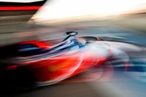 Pascal Wehrlein, Mahindra Racing, M5 Electro, lascia il garage
