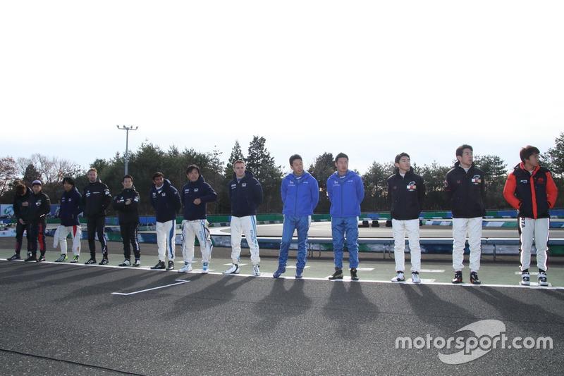 Honda Racing Kart Cup(Honda Racing THANKS DAY 2018)