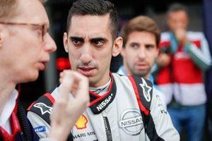 Sébastien Buemi, Nissan e.Dams, Sylvain Filippi, Managing Director, Envision Virgin Racing