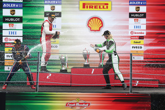 Podio Coppa Shell