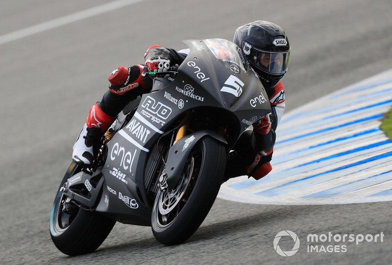 Niki Tuuli, Ajo Motorsport MotoE