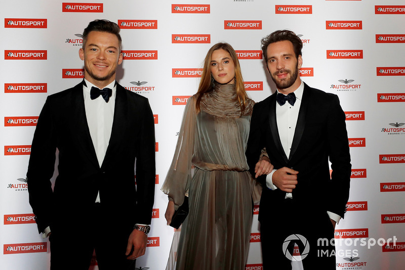 André Lotterer and Jean-Eric Vergne