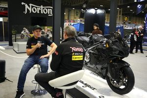 John McGuinness, Norton Racing