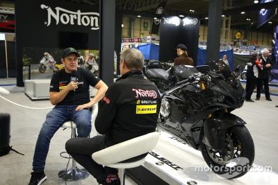 Norton Racing announcement