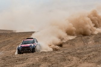 #303 X-Raid Team Mini: Jakub Przygonski, Tom Colsoul