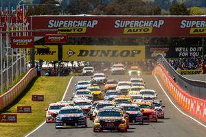 Start, David Reynolds, Erebus Motorsport Holden lider