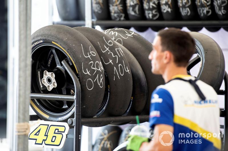 Neumáticos Michelin usados