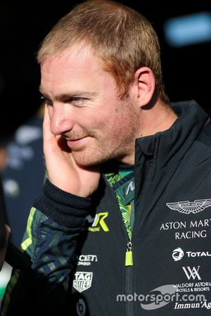 #56 Aston Martin AMR Vantage GT3: Maxime Martin