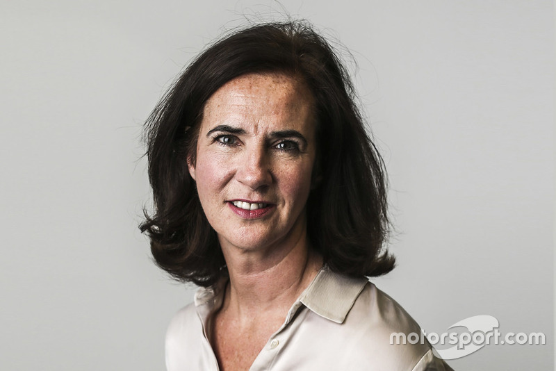 Catherine Bond Muir, directora W Series