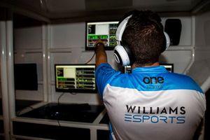 Javier Serra, team manager Williams eSports
