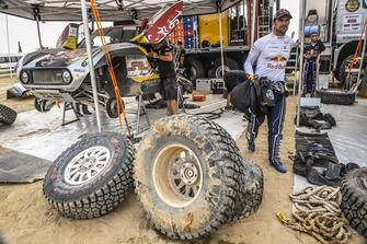 #309 X-Raid Mini John Cooper Works Buggy Team: Cyril Despres, Jean-Paul Colet