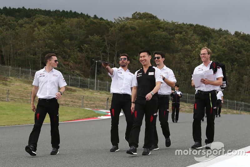 Mike Conway, Kamui Kobayashi, Jose Maria Lopez, Toyota Gazoo Racing
