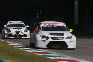Igor Stefanovski, Cupra Leon-TCR, Stefanovski Racing Team