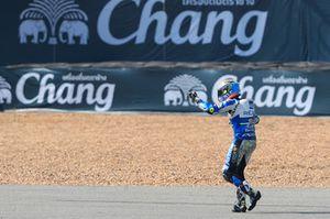 Xavier Simeon, Avintia Racing na crash