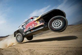 #308 X-Raid Mini JCW Team: Cyril Despres, Jean-Paul Cottret/