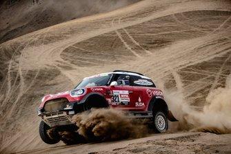 #321 X-Raid Team Mini: Boris Garafulic, Filipe Palmeiro
