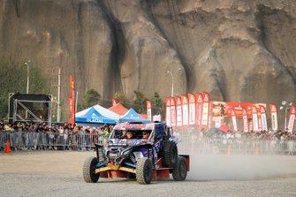 #369 Can-Am: Vincent Guindani, Stephane Nguyen Quac Vinh