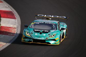 Lamborghini Huracan Super Trofeo Evo #238, Hojust Racing: Takeshi Matsumoto, Toshiyuki Ochiai