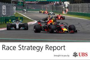 James Allen, Report strategie - GP del Messico