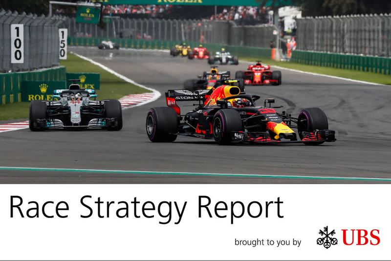 Informe estratégico de James Allen - GP de México
