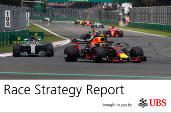 James Allen Race Strategy Report - Mexican GP