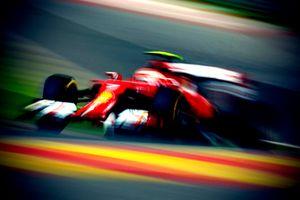 Kimi Raikkonen, Ferrari F14 T