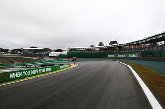 Interlagos circuit detail