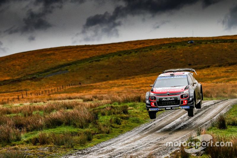 Mads Ostberg, Torstein Eriksen, Citroën World Rally Team Citroën C3 WRC VIALATTE Aurelien