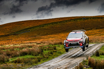 Mads Ostberg, Torstein Eriksen, Citroën World Rally Team Citroën C3 WRC