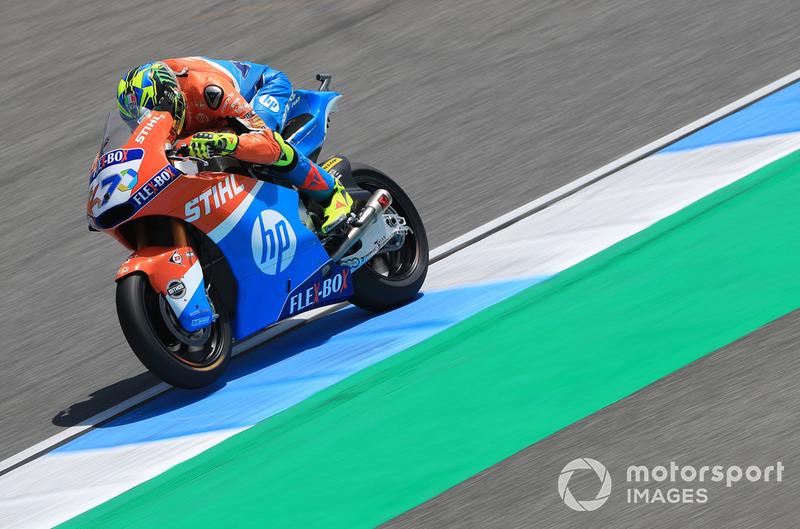 Lorenzo Baldassarri, Pons HP40 Moto2