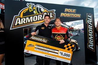 Pole sitter David Reynolds, Erebus Motorsport Holden