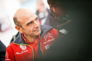 Pierre Budar, Directeur de Citroën Racing