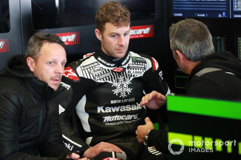 Jonathan Rea (Kawasaki Racing)
