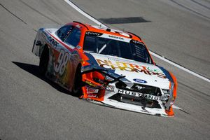 Chase Briscoe, Biagi-DenBeste Racing, Ford Mustang Nutri Chomps after repairs