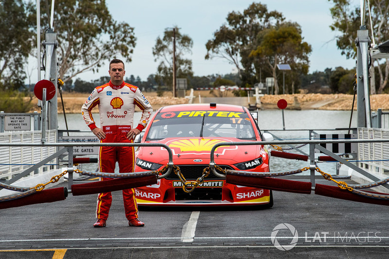 2018 - Supercars: Scott McLaughlin (Ford Falcon)