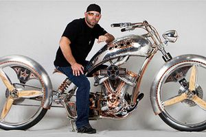 Paul Jr. Designs bike