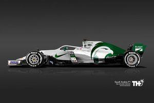 F1 Team Arabia Saudita