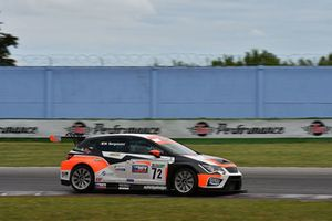 Matteo Bergonzini, Seat Leon Racer-TCR DSG