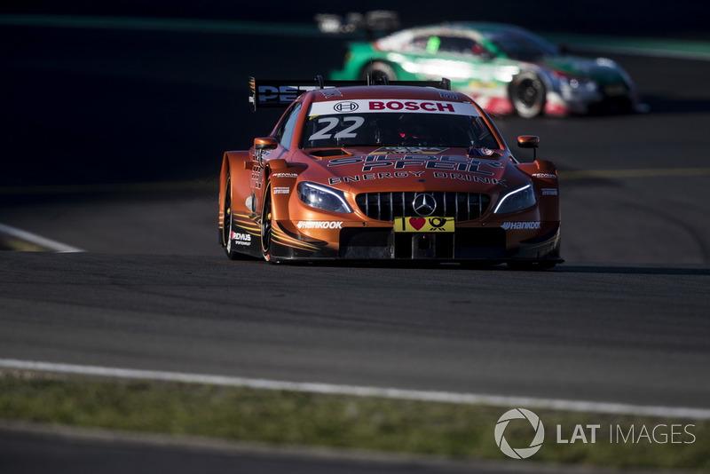 11. Lucas Auer, Mercedes-AMG Team HWA, Mercedes-AMG C63 DTM