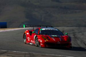 #64 Scuderia Corsa Ferrari 488 GT3, GTD: Frank Montecalvo, Townsend Bell