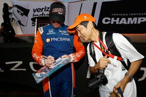 Kiwi Champion Scott Dixon, Chip Ganassi Racing Honda