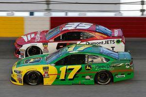 Ricky Stenhouse Jr., Roush Fenway Racing, Ford Fusion John Deere