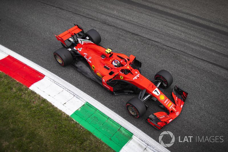 GP da Itália - Kimi Raikkonen