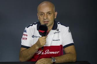 سيموني ريستا، ساوبر