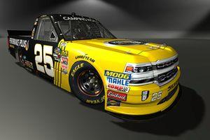 Dalton Sargeant, GMS Racing, Chevrolet Silverado