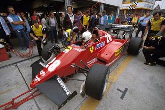 René Arnoux, Ferrari