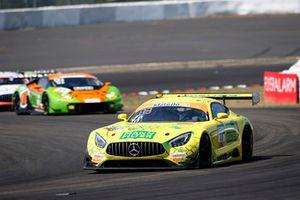 #48 HTP Motorsport Mercedes-AMG GT3: Indy Dontje, Maximilian Buhk